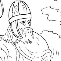 historical warriors coloring pages kids