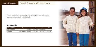 baby sock size guide irish aran wool sweater womens irish sweater wool sweater