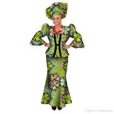 unique elegant private custom dress african women dresses sets
