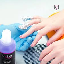mylee nail gel polish remover 250ml nails from just beauty uk