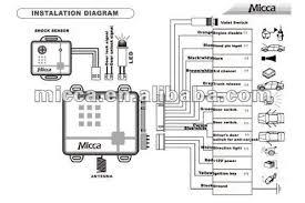 alarm vehicle wiring diagrams vehicle alarm wiring diagram