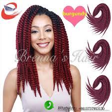 crochet hair extensions 12strands pack mambo twist 24 inch crochet braids hair