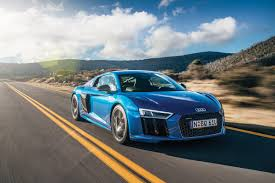 Audi R8 Blue - r eighted audi r8 the ceo magazine