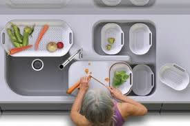 smart kitchen ideas kitchen sink system the smart kitchen idea to allow you easily