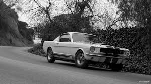 Black 1965 Mustang 1965 Ford Mustang Shelby Gt350 Prototype Front Hd Wallpaper 17