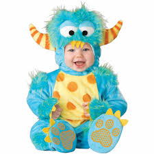 lil u0027 monster infant halloween costume walmart com