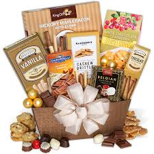gift baskets christmas tidings gift basket by gourmetgiftbaskets