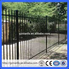 Picket Fences Metal Picket Fence Metal Picket Fence Suppliers And Manufacturers