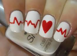 stylish nail art design for girls fashion