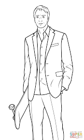 tony hawk with skateboard coloring page free printable coloring