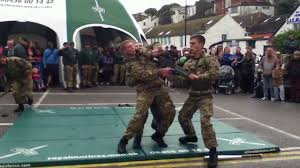 royal marine commandos hand to hand combat youtube