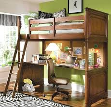 bed and desk combo bunk bed desk combo with plain colour loft wood urbancreatives