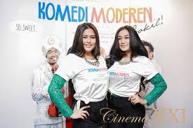 film komedi moderen gokil 3 bintangi komedi moderen gokil duo serigala banyak dapat ilmu cinema 21