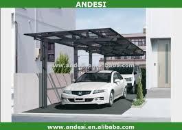 Metal Car Awning Aluminum Caravan Canopy Car Awning Shelter Cantilever Carport