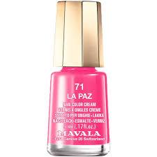 color creme gel effect nail polish la paz 71 5ml