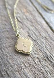 Initials Necklace The 25 Best Initial Necklace Ideas On Pinterest Letter Necklace