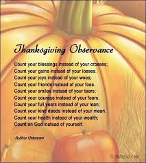 church family thanksgiving blessings festival collections