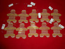 gingerbread ornaments gingerbread ornaments ebay