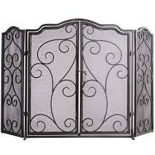 home decor best decorative fireplace screen artistic color decor