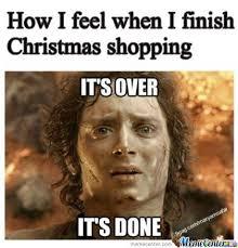 Shopping Meme - christmas meme 014 when i finish shopping comics and memes