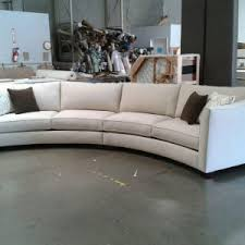 Curved Sectional Sofa Leather Decor Beautiful Curved Sofas Collection Thecritui
