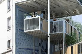 Affordable Homes To Build by Parasitic Prefabs Mounted Atop Buildings Create Affordable Green