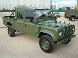 land rover 130 military rops and roll over protection systems safety devices