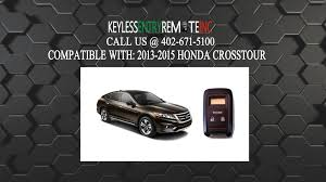 honda accord fob battery how to replace honda crosstour key fob battery 2013 2014 2015