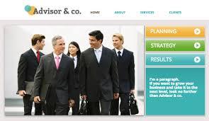 advertising u0026 marketing website templates business wix