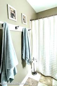 bathroom towel rack ideas bathroom towel holder ideas towel racks for a chic bathroom update