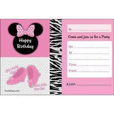 printable birthday invitations 23 coloring kids