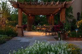 pergola lighting led crowdbuild for