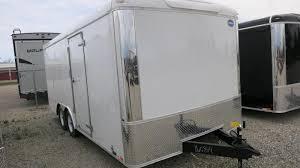 enclosed trailer exterior lights united 8 5 x 18 ult tandem axle enclosed trailer w r door