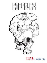 incredible hulk coloring pages regarding invigorate to color an