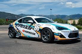 lexus isf greddy ken gushi will drive greddy racing fr s at pikes peak the news wheel