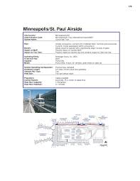 Msp Airport Terminal Map Appendix B Inventory Of Airport Apm Systems Guidebook For