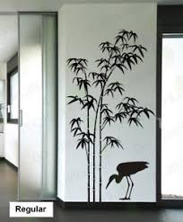 Tree Wall Decals For Living Room Bamboo Wall Decal Tree Wall Stickers Living Room Bedroom Wall