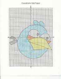 yellow bird graphing puzzle worksheet this is one of several on