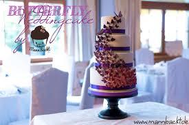 hochzeitstorte schmetterling butterfly wedding cake clean kitschig und wunderschön