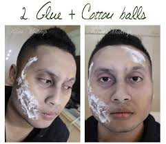 alternative to latex u0026 zombie kirei makeup