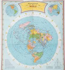globe earth maps flat earth deception exposed as a jesuit psyop earth is globe shaped