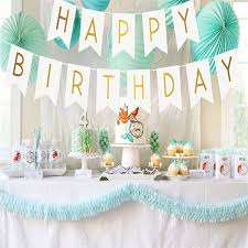 baby shower banner happy birthday banner baby shower decorations photo booth happy
