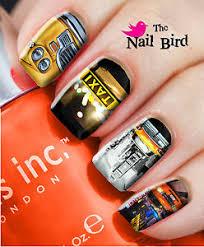 nail art nail decals nail transfers wraps natural acrylic nails