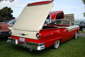 1957 ford fairlane retractable hardtop photos and specs from