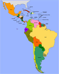 Columbia South America Map Coins Of Central And South America Map Grahamdennis Me