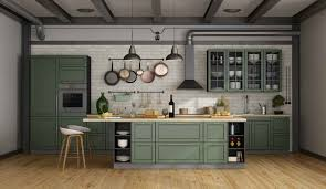 green paint color kitchen cabinets olive green 11 ways to use olive green paint in your home