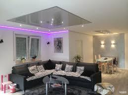 Indirekte Beleuchtung Wohnzimmer Dimmbar Wohnzimmerdecke Renovieren Plameco Spanndecken Ihre Neue T