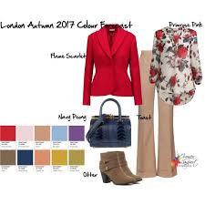 fall 2017 pantone colors creating outfits with pantone autumn winter 2017 colour trends
