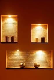 idee deco bar maison niche murale idées et conseils d u0027aménagement et de décoration