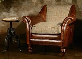 Tetrad Bowmore Chair Harris Tweed By Tetrad Tannahill Furniture Ltd